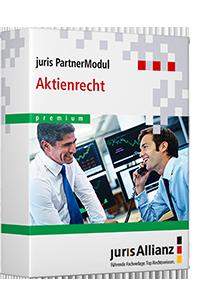 juris PartnerModul Aktienrecht premium