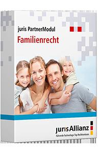 juris PartnerModul Familienrecht