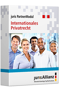 juris PartnerModul Internationales Privatrecht