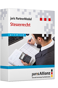 juris PartnerModul Steuerrecht premium