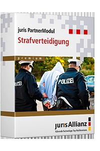 juris PartnerModul Strafverteidigung premium