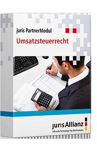 juris PartnerModul Umsatzsteuerrecht