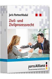 juris PartnerModul Zivil- und Zivilprozessrecht