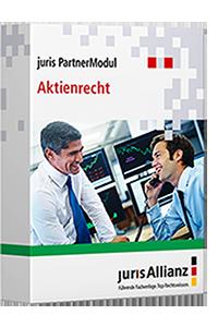 juris PartnerModul Aktienrecht