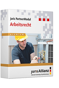 juris PartnerModul Arbeitsrecht premium
