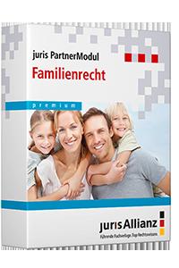 juris PartnerModul Familienrecht premium