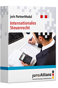 juris PartnerModul Internationales Steuerrecht