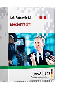 juris PartnerModul Medienrecht