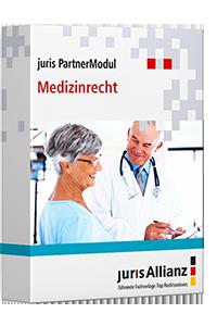 juris PartnerModul Medizinrecht
