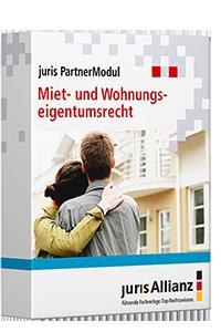 juris PartnerModul Miet- und WEG-Recht