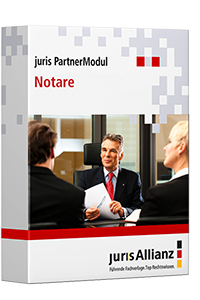 juris PartnerModul Notare