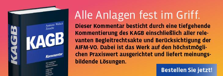 Assmann/Wallach/Zetzsche, Kapitalanlagegesetzbuch