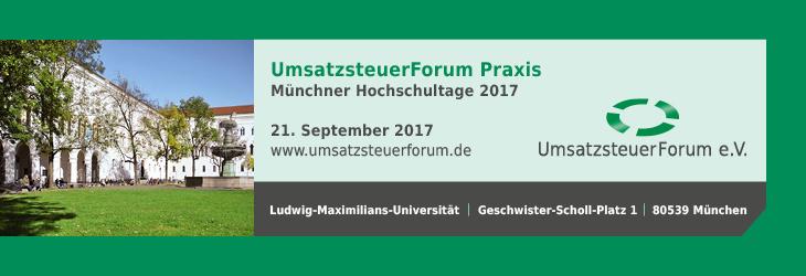 Umsatzsteuer-Forum