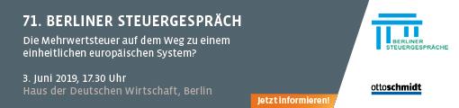 Berliner Steuergespräch