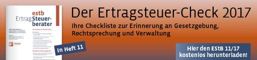 Banner:  Ertrag-Steuerberater - EStB
