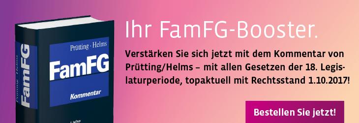 Banner Prütting/Helms, FamFG