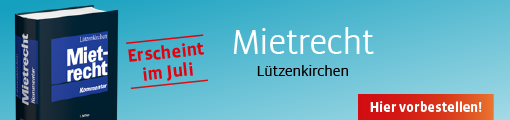 Lützenkirchen, Mietrecht Kommentar