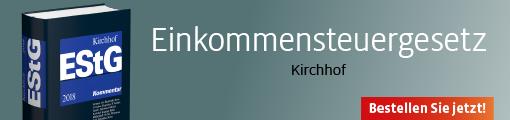 Kirchhof, Einkommensteuergesetz Kommentar