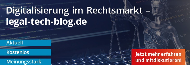Banner legal-tech-blog.de/