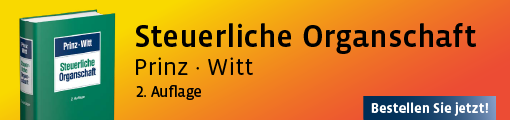 Prinz/Witt, Steuerliche Organschaft