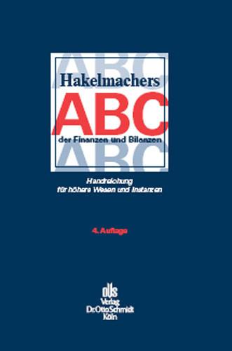 Hakelmachers ABC der Finanzen und Bilanzen