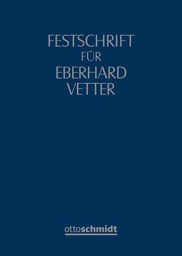 Festschrift für Eberhard Vetter
