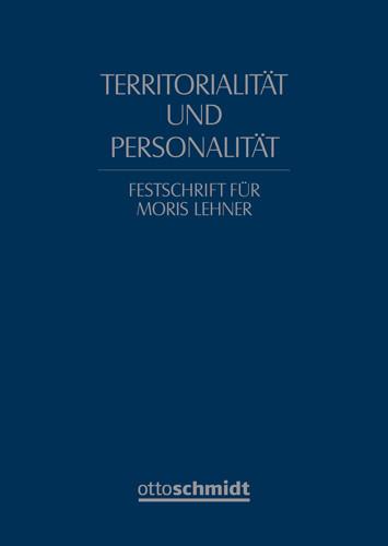 Territorialität und Personalität