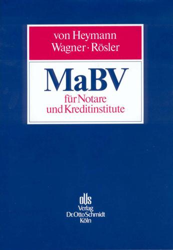 MaBV für Notare und Kreditinstitute