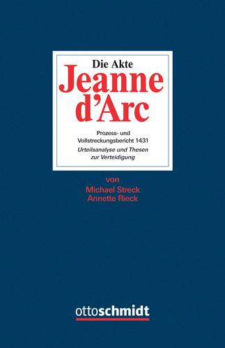 Die Akte Jeanne d'Arc