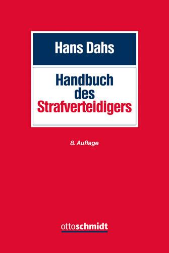 Handbuch des Strafverteidigers