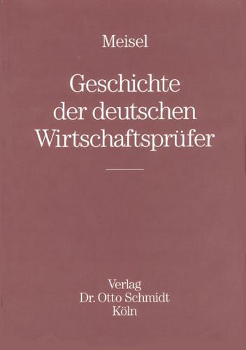 Geschichte der deutschen Wirtschaftsprüfer