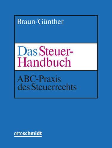 Das Steuer-Handbuch (Grundwerk ohne Fortsetzungsbezug)