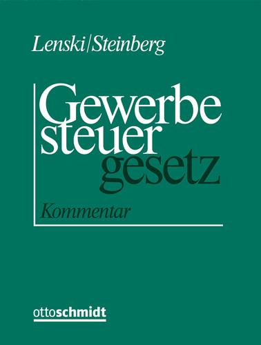 Kommentar zum Gewerbesteuergesetz (Grundwerk ohne Fortsetzungsbezug)