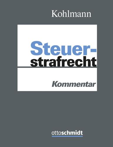 Steuerstrafrecht Kommentar (Grundwerk ohne Fortsetzungsbezug und Datenbank)