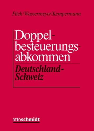DBA Deutschland - Schweiz (Grundwerk ohne Fortsetzungsbezug)