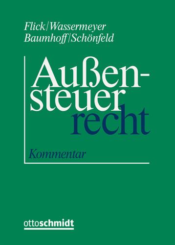 Außensteuerrecht Kommentar (Grundwerk mit Fortsetzungsbezug für mindestens 2 Jahre)