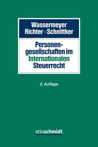 Personengesellschaften im Internationalen Steuerrecht