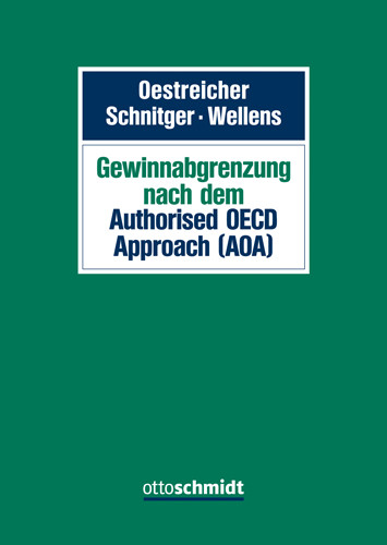 Gewinnabgrenzung nach dem Authorised OECD Approach (AOA)
