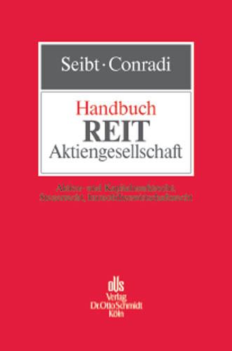 Handbuch REIT-Aktiengesellschaft