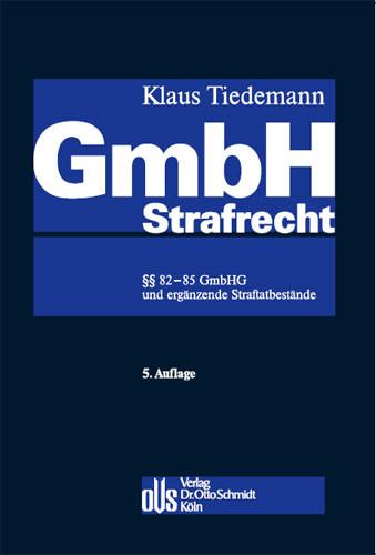 GmbH-Strafrecht