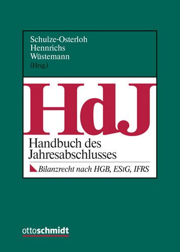 Handbuch des Jahresabschlusses (HdJ) (Grundwerk mit Fortsetzungsbezug für mindestens 2 Jahre)