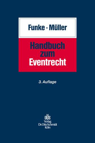 Handbuch zum Eventrecht