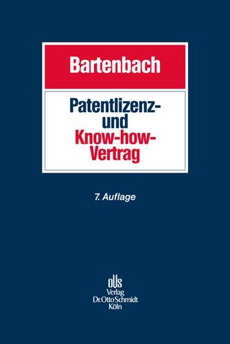 Patentlizenz- und Know-how-Vertrag