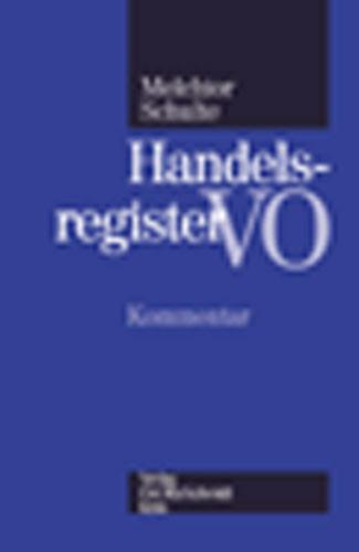 Handelsregisterverordnung