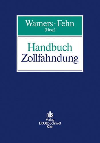 Handbuch Zollfahndung