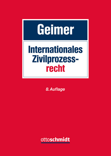 Internationales Zivilprozessrecht