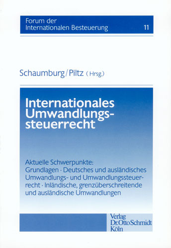 Internationales Umwandlungssteuerrecht