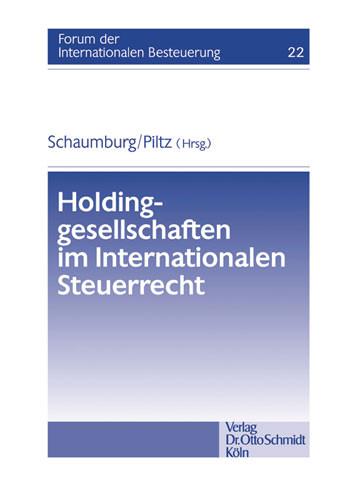 Holdinggesellschaften im Internationalen Steuerrecht