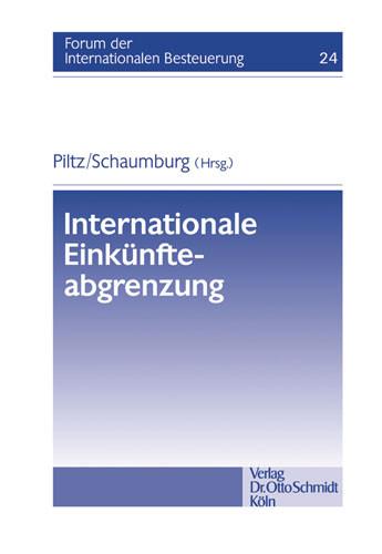 Internationale Einkünfteabgrenzung