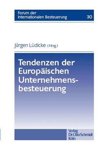 Tendenzen der Europäischen Unternehmensbesteuerung